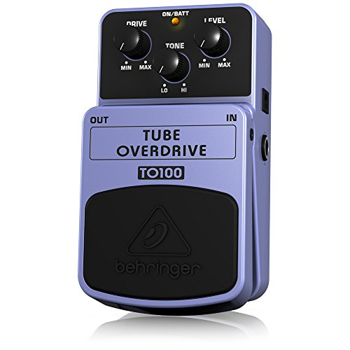 Behringer Overdrive Keyboard Authentic Tube Sound