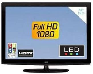 OKI B24C- Televisión, Pantalla 24 pulgadas: Amazon.es: Electrónica