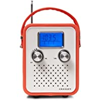 Songbird Radio Color: Orange