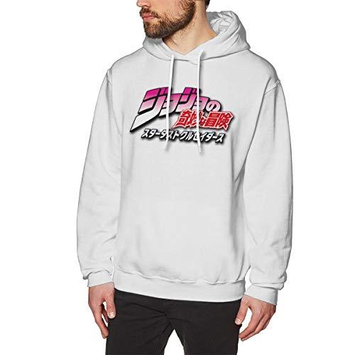 Days Classic Baseball Black JoJo's Bizarre Adventure Stardust Crusaders Logo SweaterWhite L