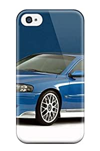 Snap On Case Designed For Iphone 4/4s 2001 Volvo Pcc 2 Concept