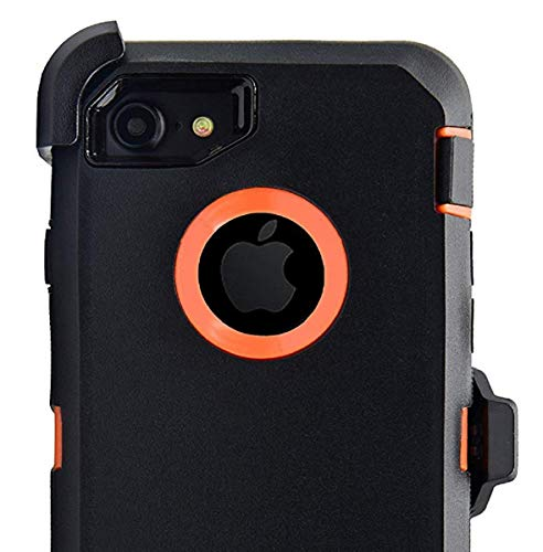 CDS orange iphone 7 plus case 2019