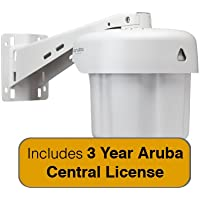 Aruba Networks Instant 274 Wireless Outdoor Access Point Bundle, 802.11ac, 3x3:3 Dual Radio with 3 Years Aruba Central License