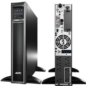 APC by Schneider Electric SMX750 750VA Smart UPS X Rack Tower