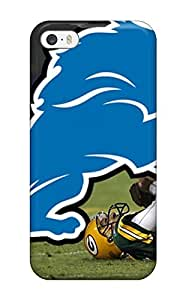 PC Shockproof/dirt-proof Detroit Lions Cover Iphone(Case For Iphone 6 Plus (5.5 Inch) Cover)