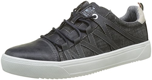 4123 blu On Slip Uomo 820 Mustang 302 scuro Blu Sneakers adqAwPf