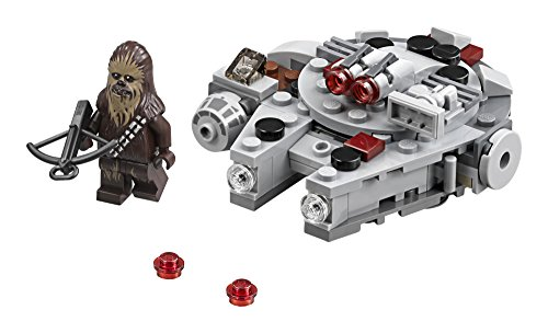 LEGO Star Wars Millennium Falcon Microfighter 75193 Building Kit (92 - Lego Kit Star Wars