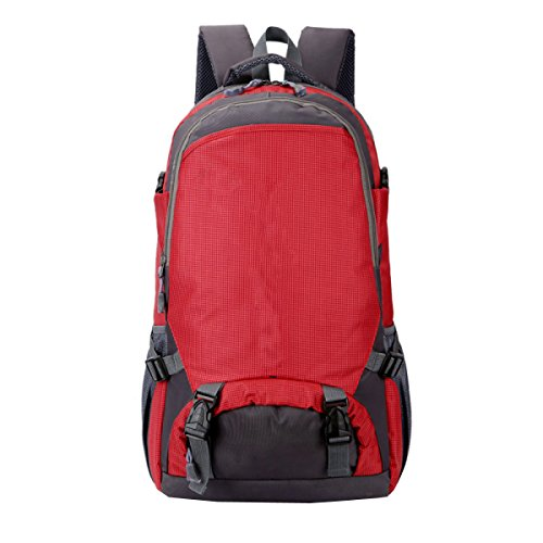 Sports Shoulder Red1 Laidaye Business Travel purpose Multi Bag Leisure Backpack TwqA5S