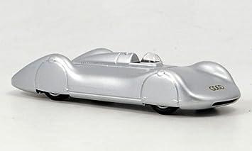 Auto Union Typ C Hard Record Vehicle 406 3 Km H 1937 Model Car Ready Made Brumm 1 43 Spielzeug