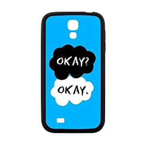 Cartoon warm dialogue Cell Phone Case for Samsung Galaxy S4