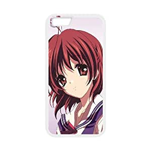 Clannad iPhone 6s 4.7 Inch Cell Phone Case White Gift xxy_9846947