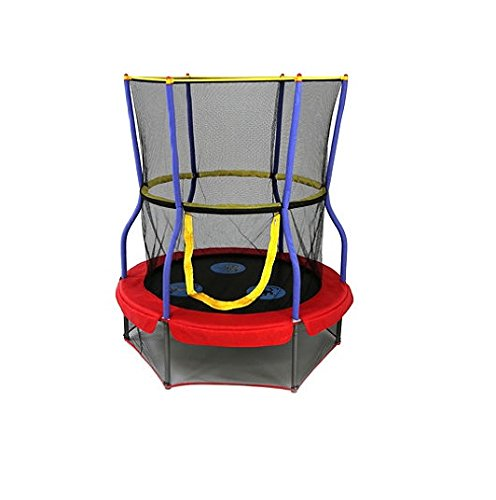 Skywalker 4-ft. Round Color and Counting Bouncer and Enclosure
