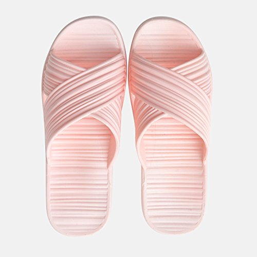 shoes 36 non a bathroom pink men bathroom your soft The summer female three of and of 37 fankou slippers room a seasons living plastic The slippers family slip has 6PqOxnpU4w