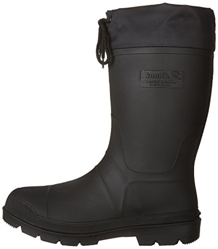 Pictures of Kamik Men's Hunter Insulated Winter Boot Black 9 M US 5