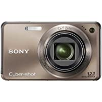 Sony Cyber-shot DSC-W290 12 MP Digital Camera with 5x Optical Zoom and Super Steady Shot Image Stabilization (Bronze) Benefits Review Image