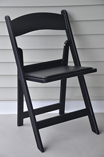 Folding Chairs Black Stackable Banquet product image