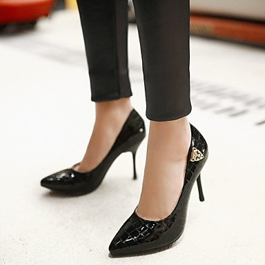zehe in High sene Donna Pumps Heels tacco Scarpe Beige High absaetzeges cirior donna vestito Heels pelle Stöckel chlos da qBOYnZ4wx