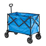 Sunjoy A408000900 Odell Collapsible Folding Wagon