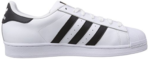 Adidas Superstar, Zapatillas Unisex Adulto Weiß