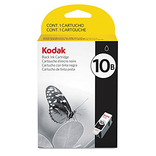 - Kodak 1163641 1163641 (10B) Ink, 425 Page-Yield, Black