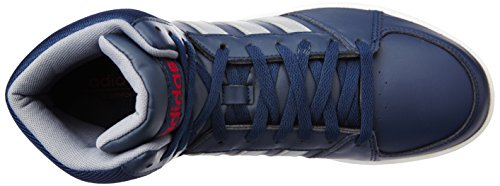 Trainers Azul Maruni Vs Rojpot Hoops adidas Mid Men's Plamat UTn7ZUIpq