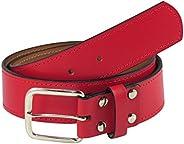TCK Premium Leather Belt Baseball/Softball Umpires, Football/Basketball Referees, All Coaches (5 Colors, Sizes