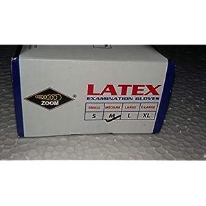Latex Medical Examination Disposable Powdered...
