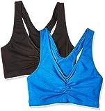 Hanes Women's Comfort-Blend Flex Fit Pullover Bra