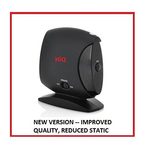 Hqtelecom Bluetooth Telephone Landline To Headset Adapter - Improved Design ()