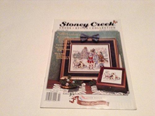 Stoney Creek Collection Magazine - February 1997 Stoney Creek Cross Stitch Collection Magazine