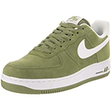 Nike Mens Air Force 1 07 QS Basketball Shoes