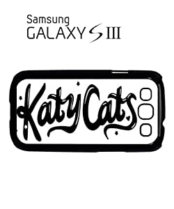 KatyCats Fanclub Mobile Cell Phone Case Samsung Galaxy S3 White