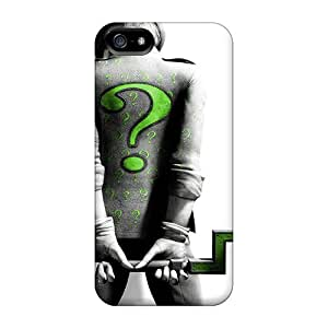 Faddish Phone The Riddler Case For Iphone 5/5s / Perfect Case Cover