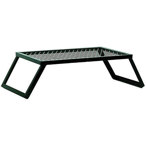 Texsport 36″ x 18″ Heavy-Duty Camp Grill