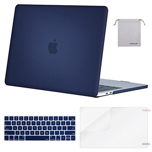 Mosiso MacBook Pro 15 Case 2017 & 2016 Release A1707, Plasti
