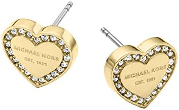 Michael Kors Stainless Steel Stud Earrings