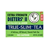 Cheap Bamboo Leaf Brand Extra Strength Dieters' II True Slim Tea 12 Bags