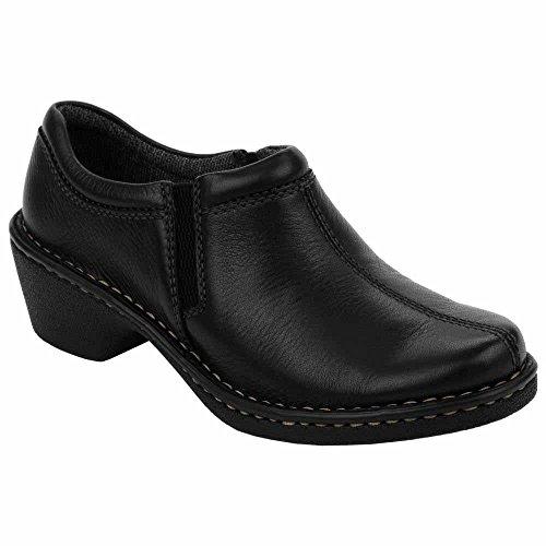 Eastland Women's Amore Slip-On Loafer, Black, 7.5 M US