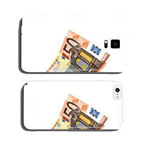 50 Euro Note flies cell phone cover case Samsung S6