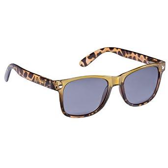 0625dc09f2 Glassy Sunhaters Leonard Sunglasses Brown Tortoise  Amazon.co.uk  Clothing