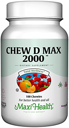 vitamin d 2000 chewable - 7