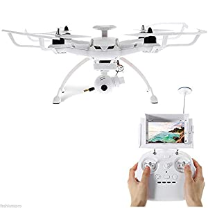 Aosenma CG035 Brushless GPS 5.8G FPV Drone With 1080P HD Gimbal Camera Follow Me from USA Quadcopters