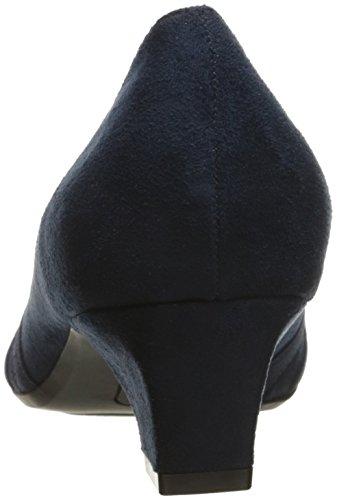Andrew Geller Womens Ag Orella Dress Pump Navy
