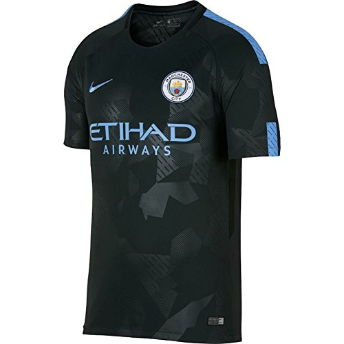Nike Manchester City FC FC Stadium Jersey [OUTDOOR GREEN] (L)