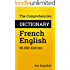 The Comprehensive Dictionary French-English: 60.000 Entries