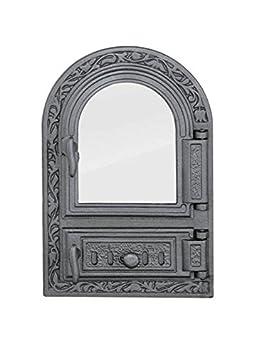 Estufa Puerta Horno Puerta Del Horno Puerta Puerta Horno para pizza Madera del Horno Puerta Horno ...