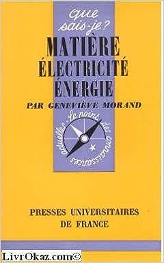 Download Online Matière, électricité, énergie pdf, epub ebook