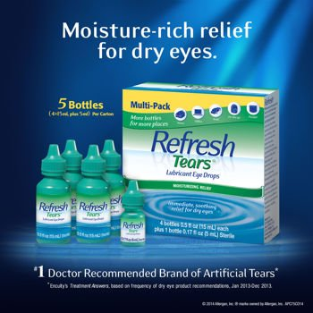 Refresh Tears Multi-Pack, 65