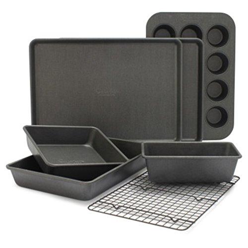 Sur La Table Classic Nonstick 7-Piece Bakeware Set SLT-OPP1310ST by Sur La Table