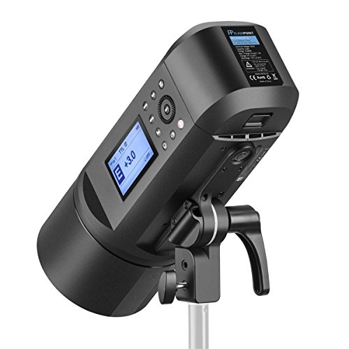 Flashpoint XPLOR 600PRO TTL Battery-Powered Monolight with Built-in R2 2.4GHz Radio Remote System (Bowens Mount) - Godox AD600 Pro by Flashpoint (Image #5)